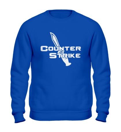 Свитшот Counter-Strike Knife