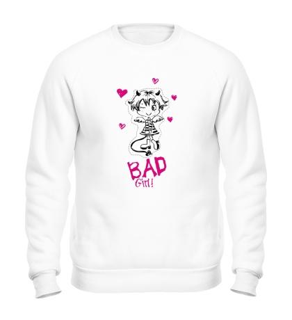 Свитшот Bad Girl