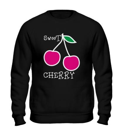 Свитшот Sweet cherry