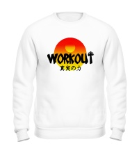 Свитшот WorkOut Sunset