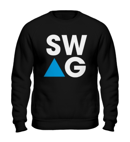 Свитшот SW-AG Triangle