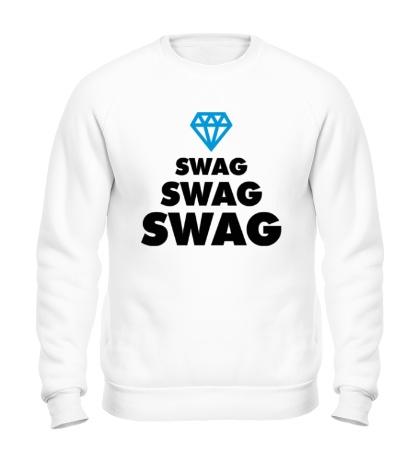 Свитшот Swag Lines Diamond