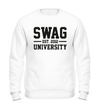 Свитшот Swag University