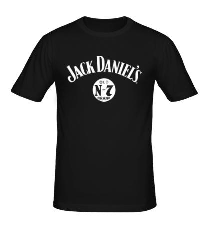 Мужская футболка Jack Daniels: Old Brand