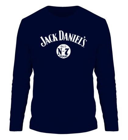 Мужской лонгслив Jack Daniels: Old Brand