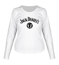 Женский лонгслив Jack Daniels: Old Brand