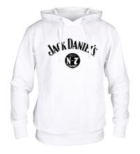 Толстовка с капюшоном Jack Daniels: Old Brand