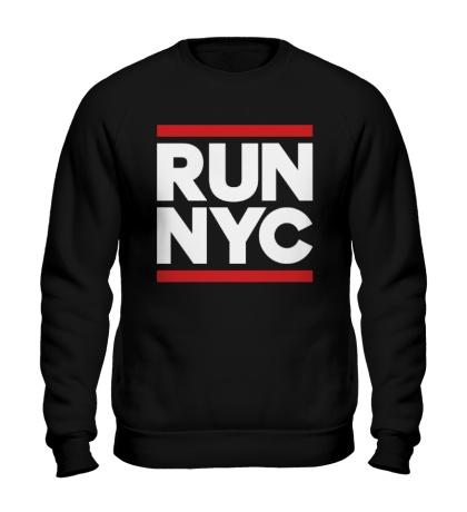 Свитшот Run NYC