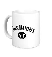 Керамическая кружка Jack Daniels: Old Brand
