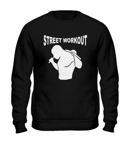 Свитшот Workout Man