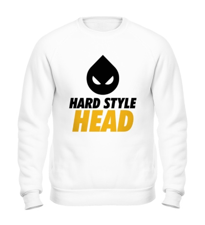 Свитшот Hard Style Head
