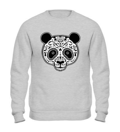Свитшот Расписная панда