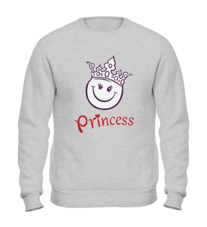 Свитшот Принцесса