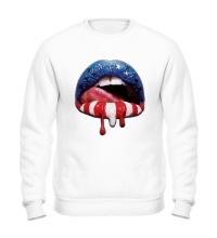 Свитшот Сладкие губы