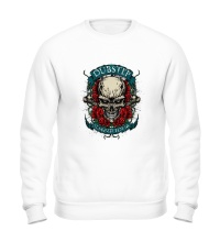 Свитшот Dubstep Skull