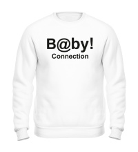 Свитшот Baby connection