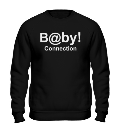 Свитшот Baby connection