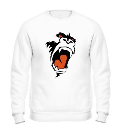 Свитшот Злая горилла
