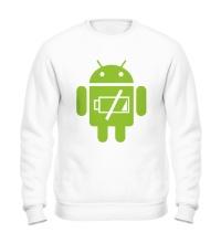 Свитшот Android Battery