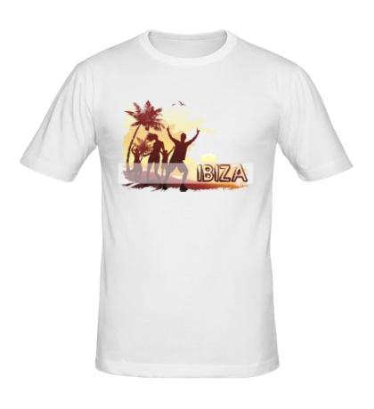Мужская футболка Ibiza Summer
