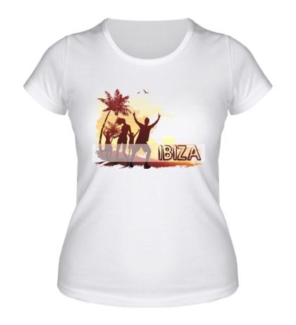 Женская футболка Ibiza Summer