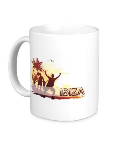 Керамическая кружка Ibiza Summer