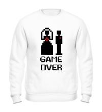 Свитшот Marry: Game over