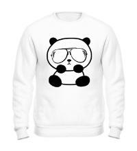 Свитшот Стильная панда