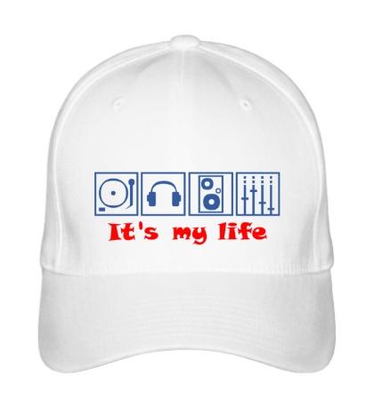Бейсболка Its My Life