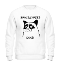 Свитшот Apocalypse, Good