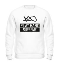 Свитшот Party Hard Supreme