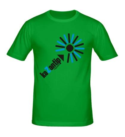 Мужская футболка Kazantip Republic