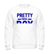 Свитшот Pretty swag boy