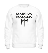 Свитшот Marilyn Manson