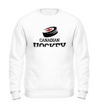 Свитшот Canadian hockey