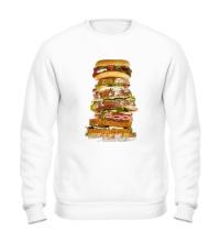Свитшот Мегабургер