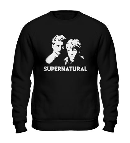 Свитшот Supernatural