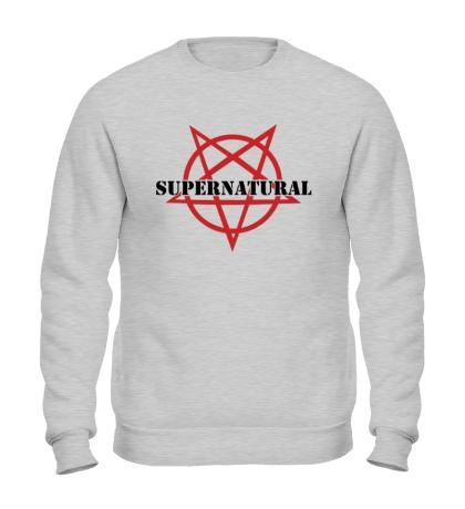 Свитшот Evil Supernatural