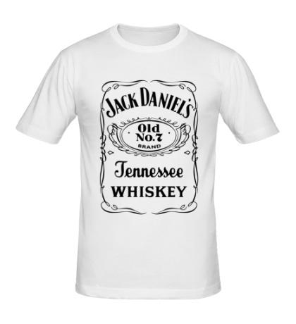 Мужская футболка «Джек Дэниэлс»