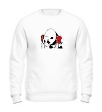 Свитшот Gangsta Panda