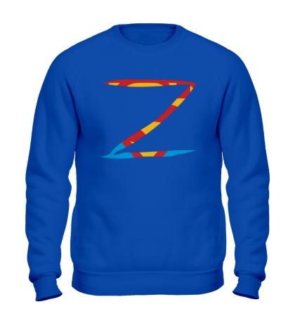 Свитшот Zorro Superman