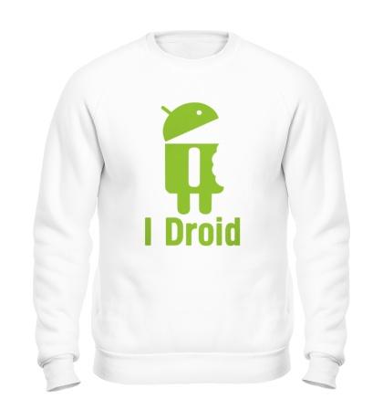 Свитшот I Droid