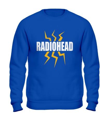 Свитшот Radiohead Power