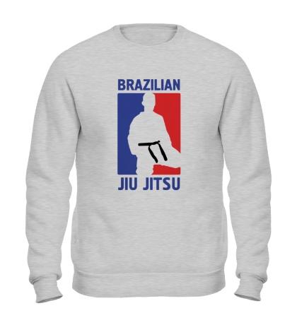 Свитшот Brazilian Jiu jitsu