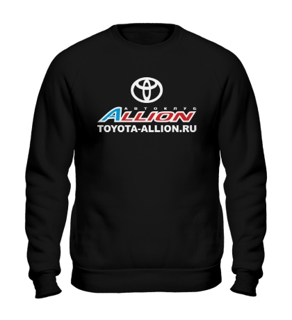 Свитшот Toyota Allion Club