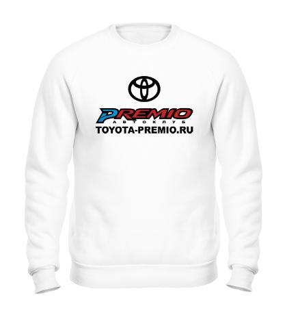 Свитшот Toyota Premio Club
