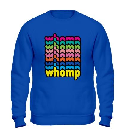 Свитшот Triple Whoomp