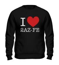 Свитшот I love 2AZ-FE