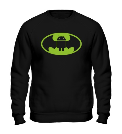 Свитшот Android-Batman