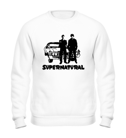 Свитшот Impala Brothers